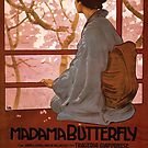 Madama Butterfly Vintage by Stafford Opera