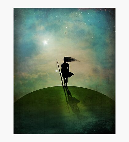 Morning Star Photographic Print