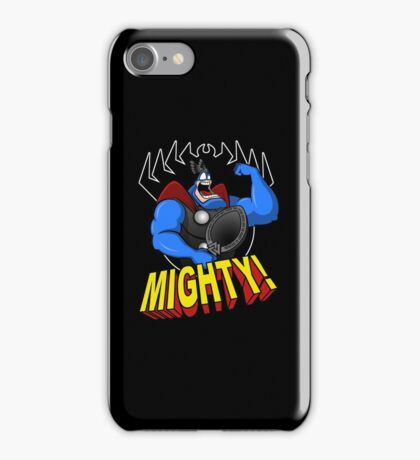 The Mighty Tick iPhone Case/Skin