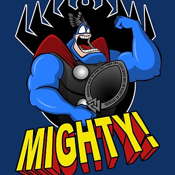 The Mighty Tick by jayveezed
