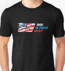 RIDE IN PEACE NICKY HAYDEN T-Shirt