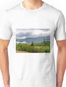 Derwentwater Lake District T-Shirt