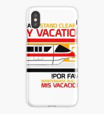 Monorail iPhone Case/Skin