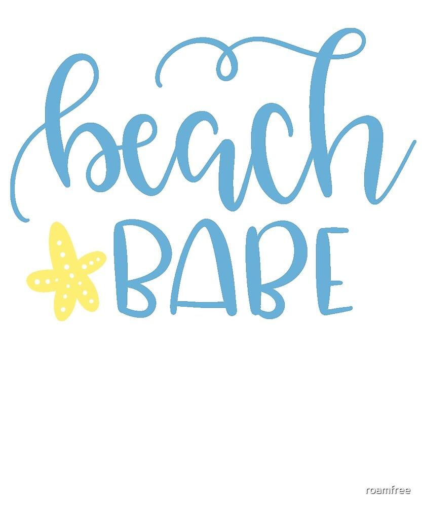 Beach Babe by roamfree