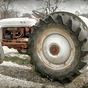 Old Ford Tractor! by randyhanna