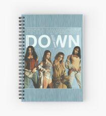 Cuaderno de espiral DOWN - FIFTH HARMONY