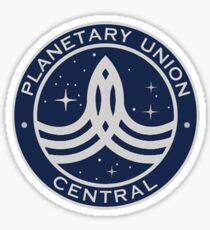 Decal  P.U.C. Sticker