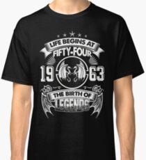 Born In 1963 Classic T-Shirt