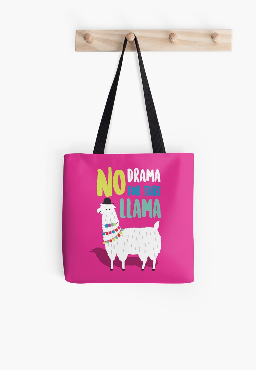 No Drama For This LLama by grphcpineapple