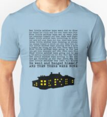 Agatha Christie: And Then There Were None Unisex T-Shirt