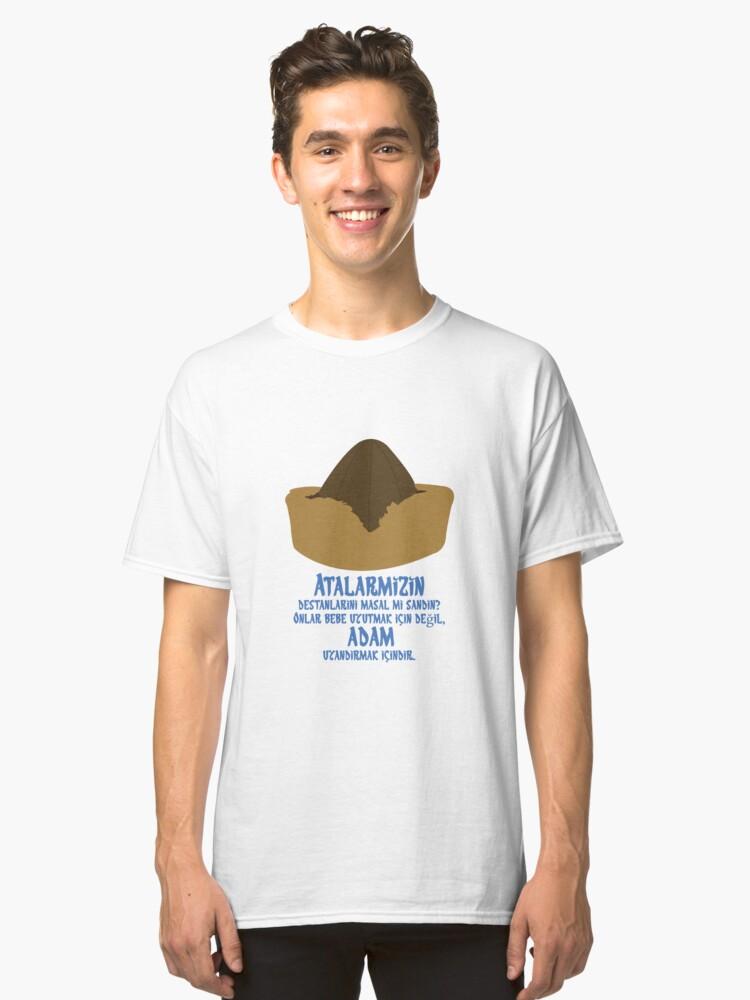 Bork sözler -1- Classic T-Shirt Front
