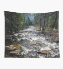 MINDS IN NATURE MODERN PRINTING #26602347 Wall Tapestry
