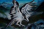 osprey by naziahangel