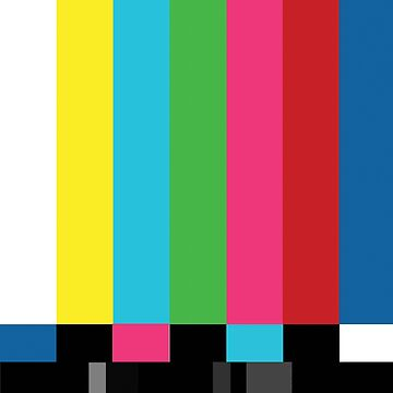 TV Color Bars by ezee123