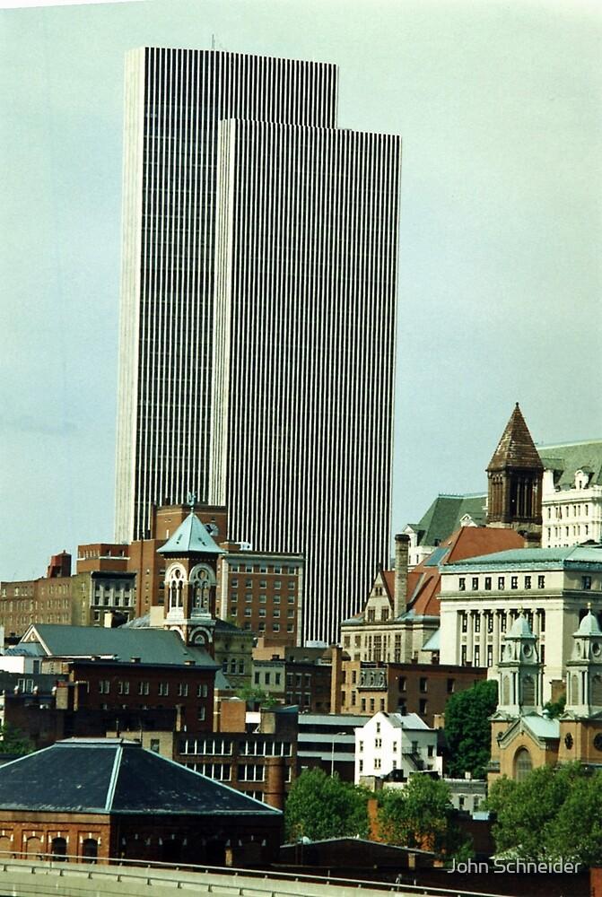 New York's Other Skyscraper by John Schneider