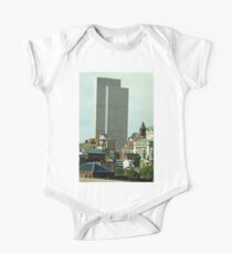 New York's Other Skyscraper One Piece - Short Sleeve