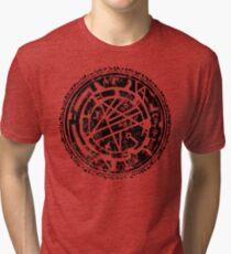 Camiseta de tejido mixto ICRPG Core Codex: Slayer Edition