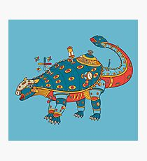 Dinosaur, from the AlphaPod collection Photographic Print
