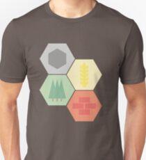 Catan Logos Unisex T-Shirt