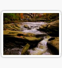 Berea Falls Sticker