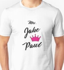 Mrs Jake Paul Unisex T-Shirt