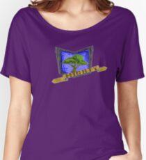 Mighty Oak Tree Women's Relaxed Fit T-Shirt