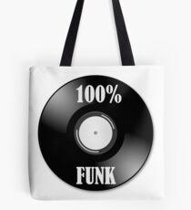 100 %Funk Tote Bag