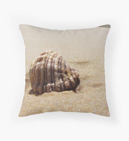 Croajingolong National Park - Shell Throw Pillow