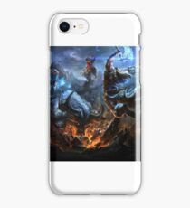 Alistar vs. Olaf iPhone Case/Skin