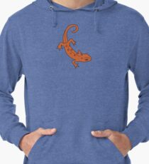 Eastern Red-Spotted Newt Lightweight Hoodie