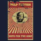 Pulp Faction - The Gimp by Frakk Geronimo