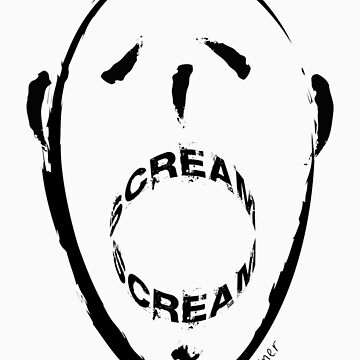 Scream by respres