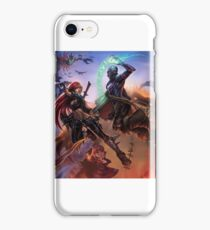Katarina vs. Ryze iPhone Case/Skin
