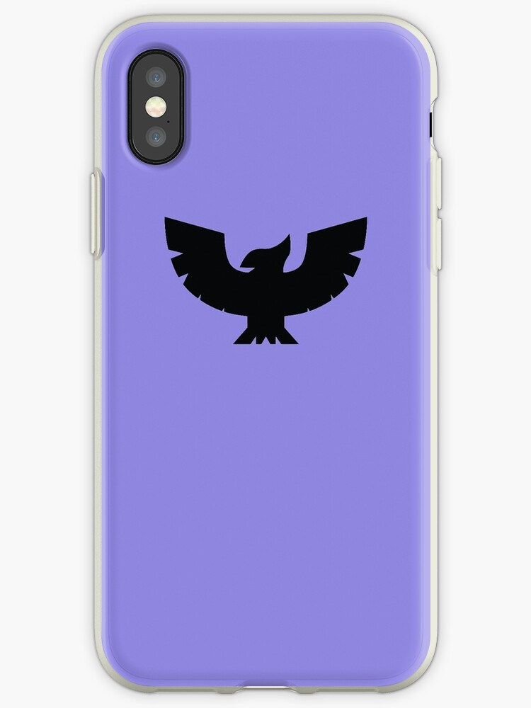 Captain Falcon Symbol - Super Smash Bros. (black) by hopperograss