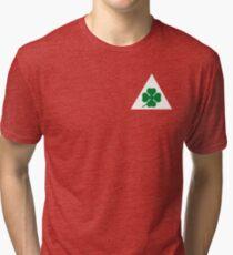 Quadrifoglio Verde Tri-blend T-Shirt