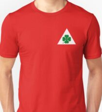 Camiseta unisex Quadrifoglio Verde
