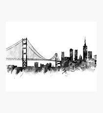 San Francisco Skyline Photographic Print