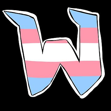 Trans warrior logo by CassiferLynnArt
