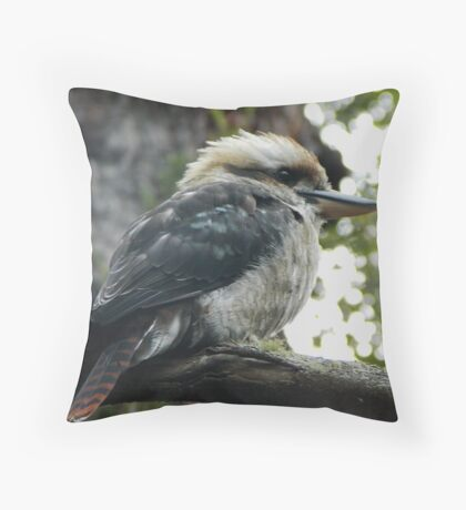 'Kooka' Throw Pillow