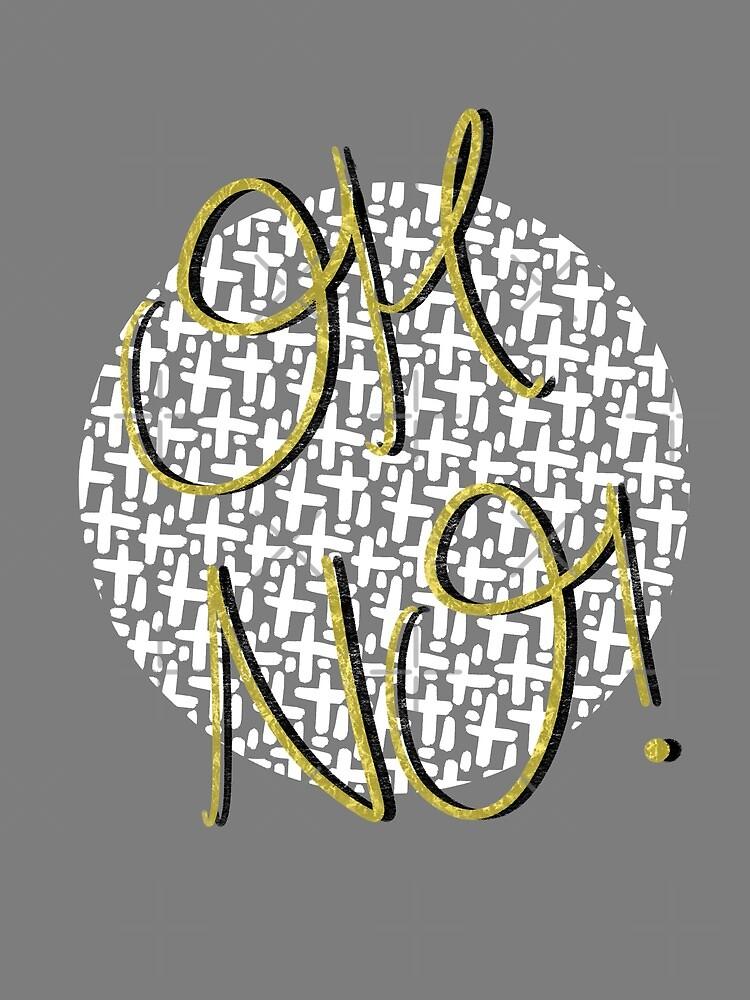 O H - N O ! by Ohms-n-Wattson