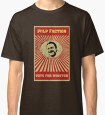 Pulp Faction - Winston Classic T-Shirt