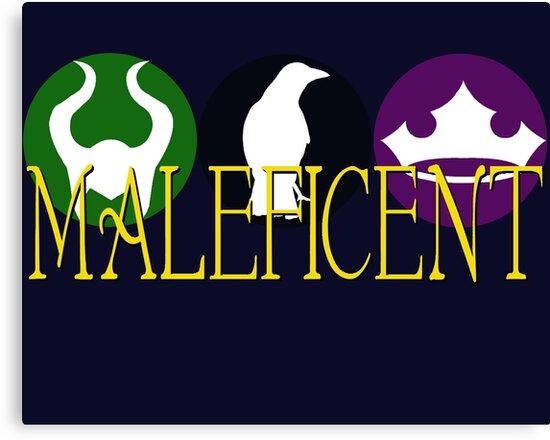 Maleficent by syriana94