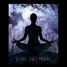 Silence gives answers by lab80