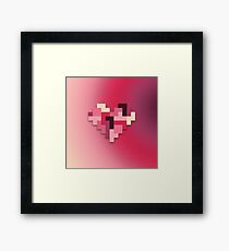 Video Game Love Framed Print