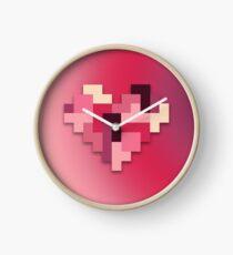 Video Game Love Clock