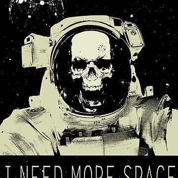 I need more space by lab80