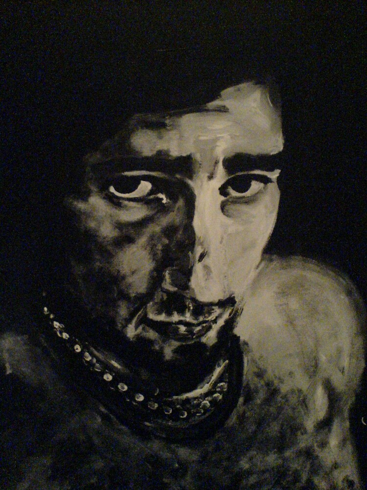 Self Portrait by MartinJCorrigan