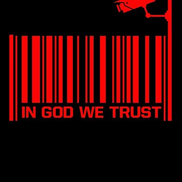 In God We Trust #4 by lab80