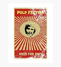 Pulp Faction - Jody Photographic Print