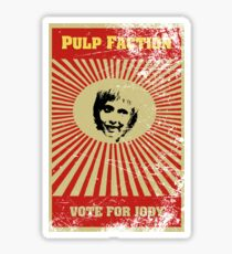 Pulp Faction - Jody Sticker